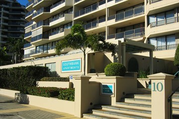 Southbank Apartments, Brisbane