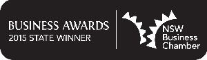 Business Leader Award, NSW Business Chamber