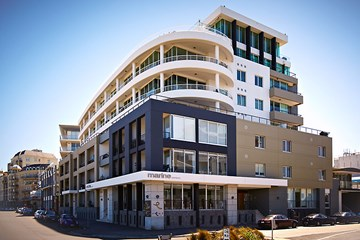 Marine Apartments Port Melbourne